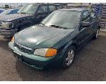 Lot: 205549.FW - 2000 Mazda Protégé - Key