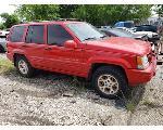 Lot: 228034.AR - 1996 Jeep Grand Cherokee SUV
