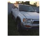 Lot: 401 - 1996 TOYOTA 4RUNNER SUV