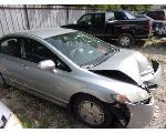 Lot: 23-53101 - 2007 HONDA CIVIC - KEY