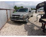 Lot: 48-50912 - 2003 CHEVROLET SILVERADO 1500 PICKUP - KEY / RUNS & DRIVES