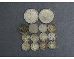 Lot: 7121 - LIBERTY & KENNEDY HALVES, DIMES & NICKELS