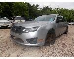 Lot: 3 - 2011 FORD FUSION