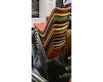 Lot: 7.BE - (11) Chairs & Desk