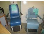Lot: 38.SP - (2) Chairs, Microscope, Binders