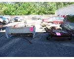 Lot: 83.UV - DODGE TRUCK BED, HOOD, FRAME & BUMPERS.
