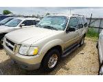 Lot: 03-148790 - 2001 Ford Explorer Sport SUV - KEY / RUNS<BR><span style=color:red>Updated 5/16/19</span>