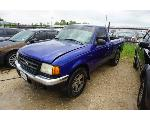Lot: 07-150995 - 2003 Ford Ranger Pickup - KEY / RUNS<BR><span style=color:red>Updated 5/16/19</span>