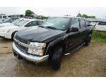 Lot: 15-151877 - 2005 Chevrolet Colorado Pickup
