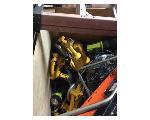 Lot: 6353 - Pallet of Power Tools: Skillsaws, Drill