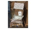 Lot: 6363 - Pallet of Air Filters/Light Fixtures