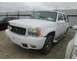 Lot: 0513-1 - 2000 CADILLAC ESCALADE SUV