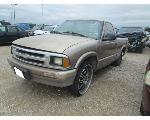 Lot: 0513-4 - 1996 CHEVROLET S10 PICKUP