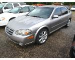Lot: 04131 - 2002 NISSAN MAXIMA - KEY