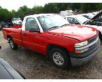 Lot: 05101 - 2000 CHEVY SILVERADO 1/2 TON PICKUP - KEY <BR><span style=color:red>Updated 5/16/19</span>