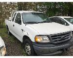 Lot: 228.BEAUMONT - 2002 FORD PICKUP<br>VIN# 2FTPX17Z92CA29285