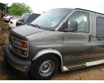Lot: 01-663198C - 1999 GMC SAVANA VAN