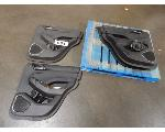 Lot: 581 - (4) Door Panels