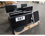 Lot: 587 - (10) Computer Monitors