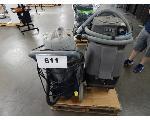 Lot: 611 - Comoc CA80 & Shop Vac