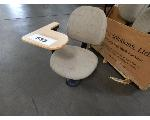 Lot: 633 - (7) Classroom Desk/Chairs