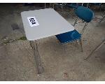 Lot: 654 - (12) School Desks