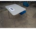 Lot: 655 - (12) School Desks