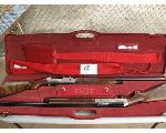 Lot: 9 -  Benelli Shotgun Elite Set 12 & 20GA Semi-Auto Shotguns (in case)