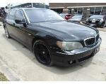 Lot: B9030201 - 2006 BMW 750Li