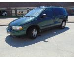 Lot: B9030274 - 2000 NISSAN QUEST GLE VAN