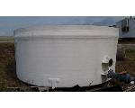 Lot: CORP-06.CORPUSCHRISTI - 12ft x 5ft, 4230 Gallon Fiberglass Tank