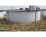 Lot: CORP-07.CORPUSCHRISTI - (5) 12ft x 3ft Fiberglass Tanks