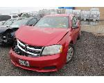 Lot: 65509.FHPD - 2013 DODGE AVENGER
