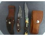 Lot: 7135 - OLD TIMER & SCHRADE KNIVES