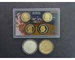 Lot: 7139 - PROOF SET, SILVER DOLLAR & COMMEMORATIVE COIN