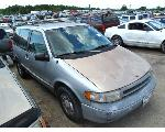 Lot: 1907925 - 1997 NISSAN QUEST VAN- KEY*