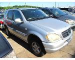 Lot: 1909451 - 2001 MERCEDES-BENZ ML320 SUV