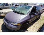 Lot: 07-148331 - 1997 Plymouth Grand Voyager Van