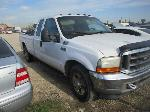 Lot: 06-C57256 - 2001 FORD F250 SUPER DUTY PICKUP
