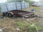 Lot: 21- N/A - 1900 FLATBED  TRAILER