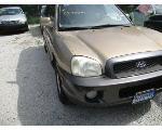 Lot: 524 - 2003 HYUNDAI SANTA FE SUV - KEY