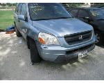 Lot: 525 - 2003 HONDA PILOT SUV