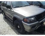 Lot: 533 - 2002 MITSUBISHI MONTERO SPORT SUV