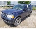 Lot: 379 - 2003 FORD EXPLORER SUV - KEY  / RUNS & MOVES