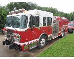 Lot: 18-EQUIP#05062 - 2005 SPARTAN  FIRE TRUCK