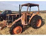 Lot: 2.ELECTRA - Kubota M49502DTF Tractor - Key