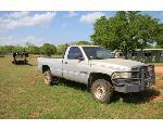 Lot: 10.MASON - 1999 Dodge Ram 2500 Pickup - Key<br>VIN #3B7KF2666XM586760
