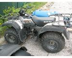 Lot: 13.AUSTIN - 2000 Suzuki LT-F250FY ATV - Key<br>VIN #JSAAJ50A7Y2104289