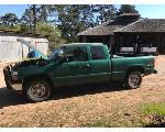 Lot: 14.BASTROP - 2000 Chevrolet 1500 4x4 Pickup - Key<br>VIN #1GCEK19V6YE403855