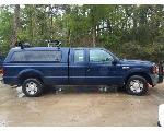 Lot: 28.DICKINSON - 2006 Ford F-250 Pickup - Key<br>VIN #1FTSX20596EA92216
